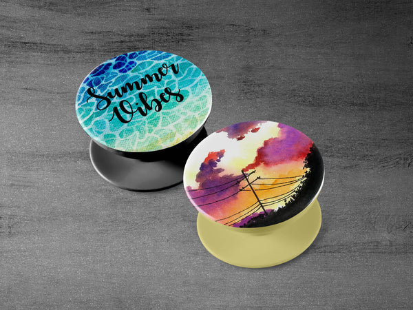 Sunset Pop Grip - 21 AD