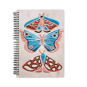 A5 BUTTERFLY NOTEBOOK TANISHKA VIJAY