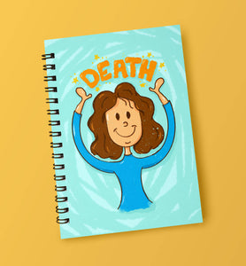 Death Girl Notebook