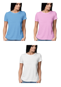 Solid Tees - Sunset Ready Pack - Women