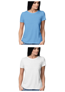 Solid Tees - Freestyle Ready Pack - Women