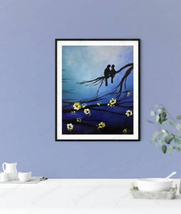Night Landscape Poster - 21 AD