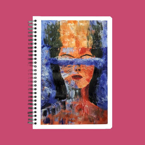 'self reflection'- Notebook - 21 AD