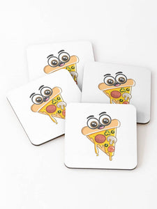 Pizza Man - Coasters - AravindanG
