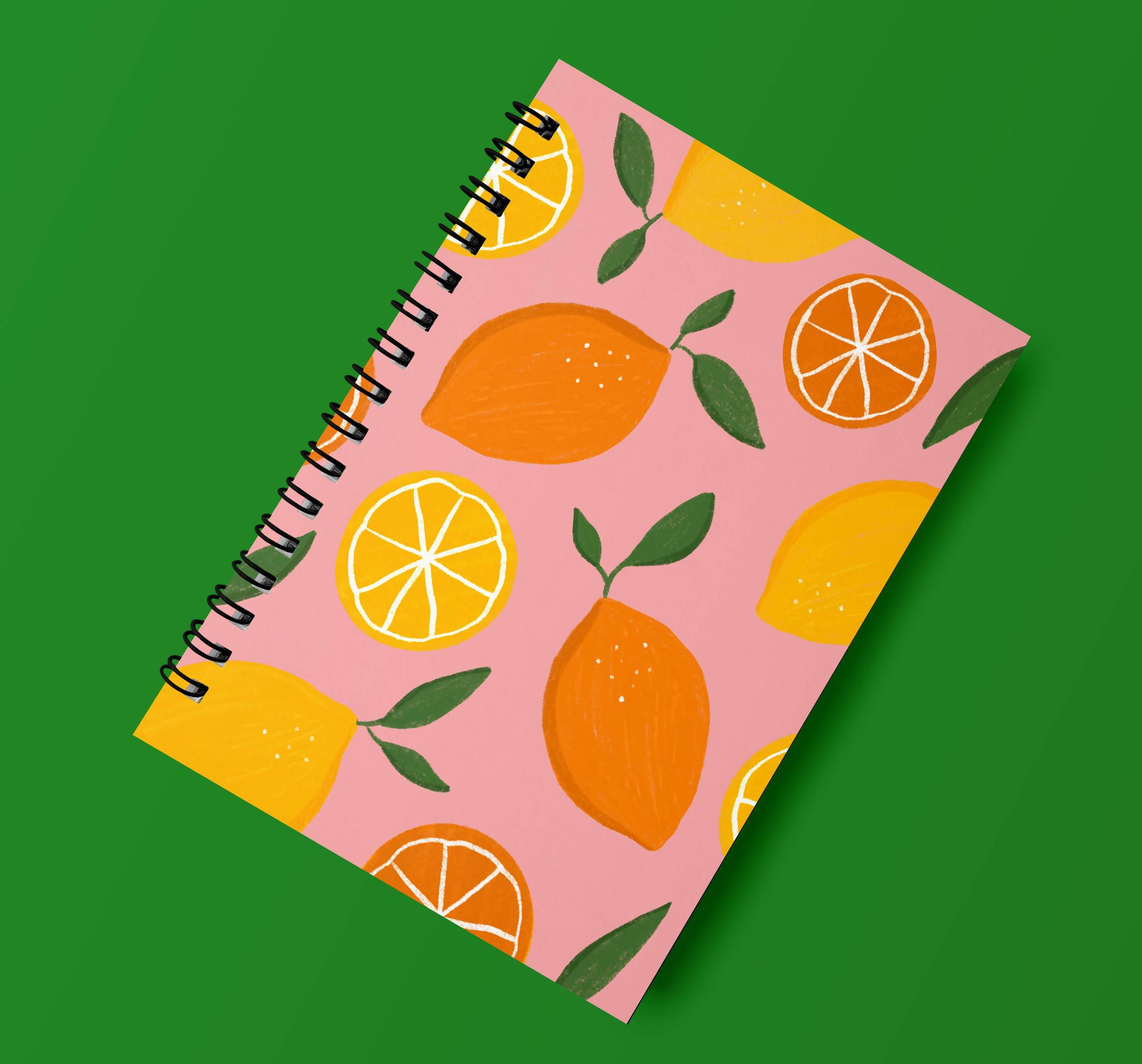 Tangerine Season Notebook - 21 AD
