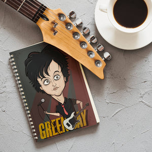 Green Day Notebook | Yash Kanbargi - 21 AD