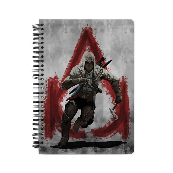Assassins creed notebook - 21 AD