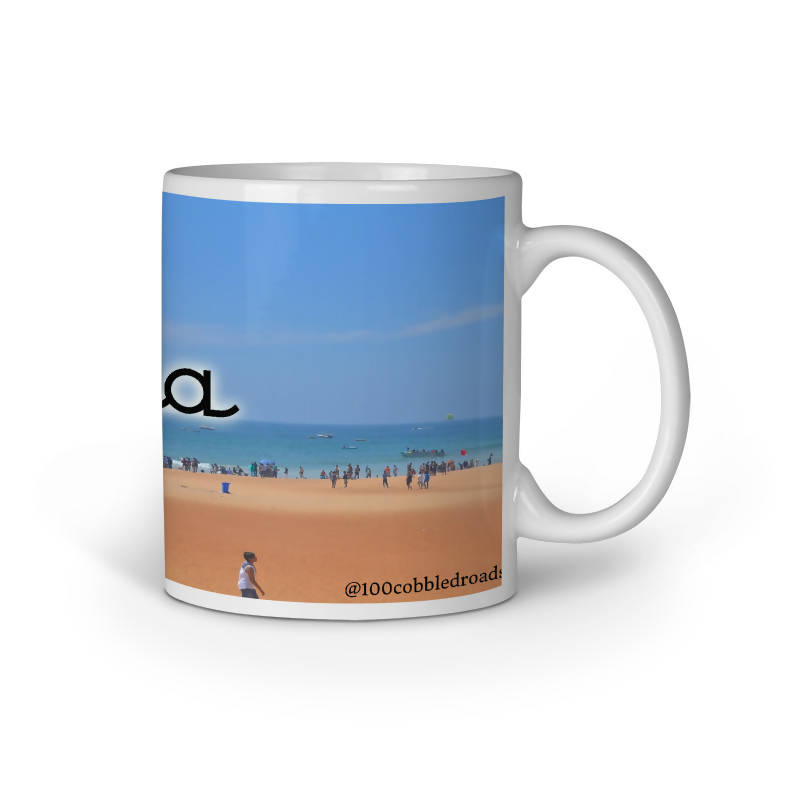 Not Without My Vitamin Sea Mug