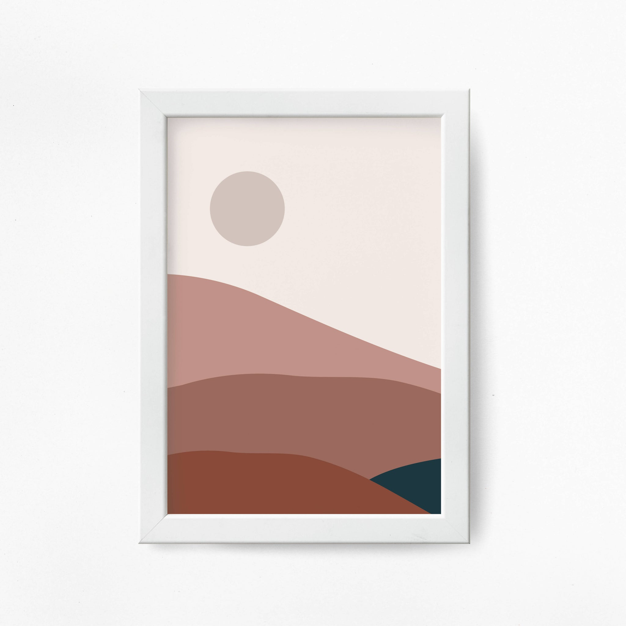 Sunrise A3 Poster - The Print Route
