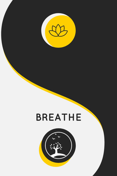 Breathe A5 Notebook- Solo Sushi