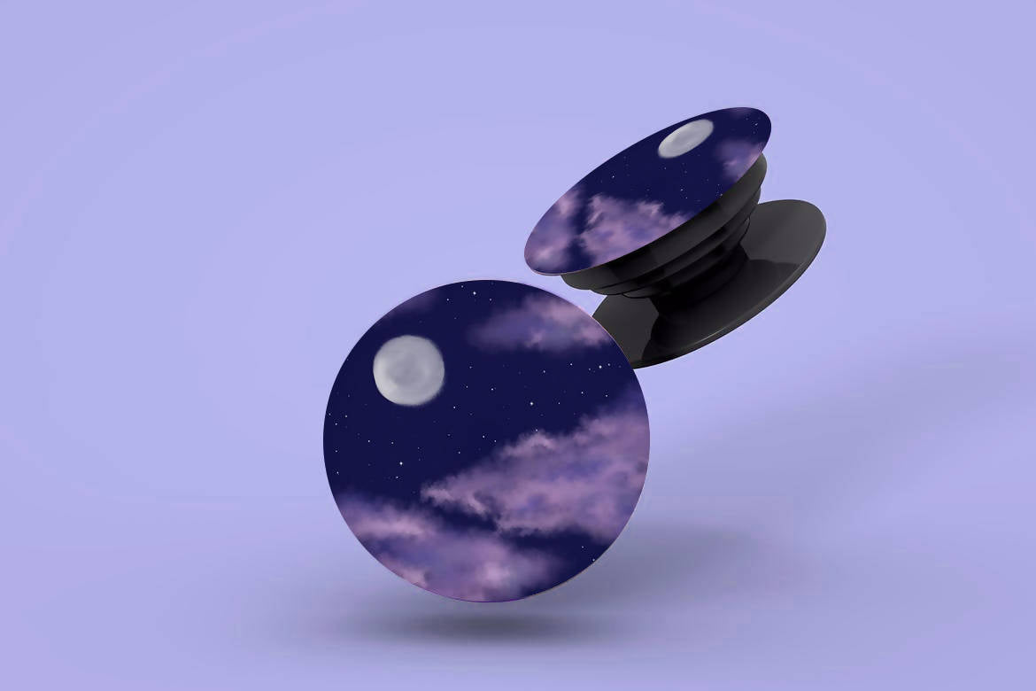 Night Sky popsocket- Kasturi Sarmah