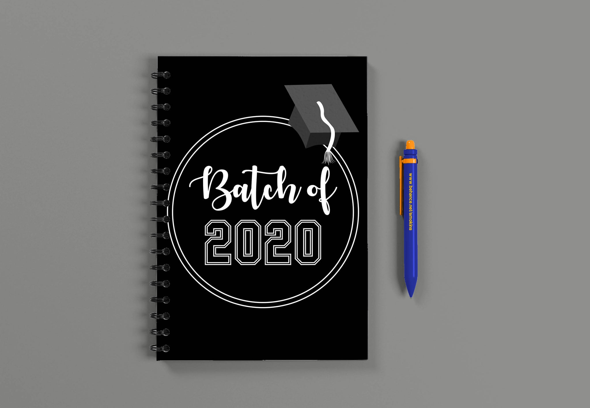 Batch of 2020 Notebook