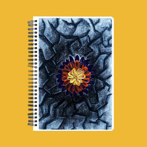 'Bloom out of the barren' Notebook - 21 AD
