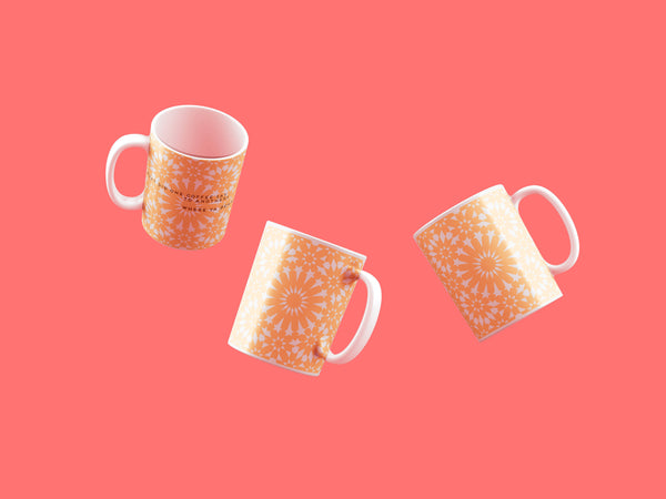 Pattern coffee mug - Maahi Deshmukh