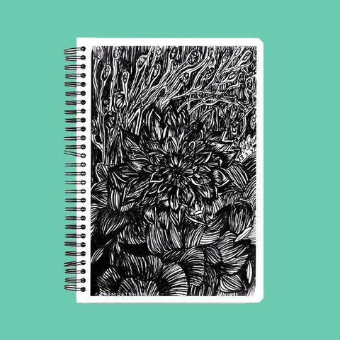 'Bloom' Notebook - 21 AD