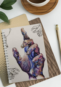 Reaching out - Notebook