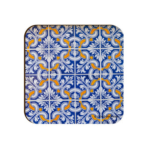 Goa Latin Quarter Tile Coaster
