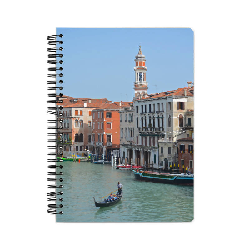 Venice Grand Canal Travel Journal