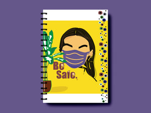2020 LIMITED EDITION A5 NOTEBOOK- SONAL