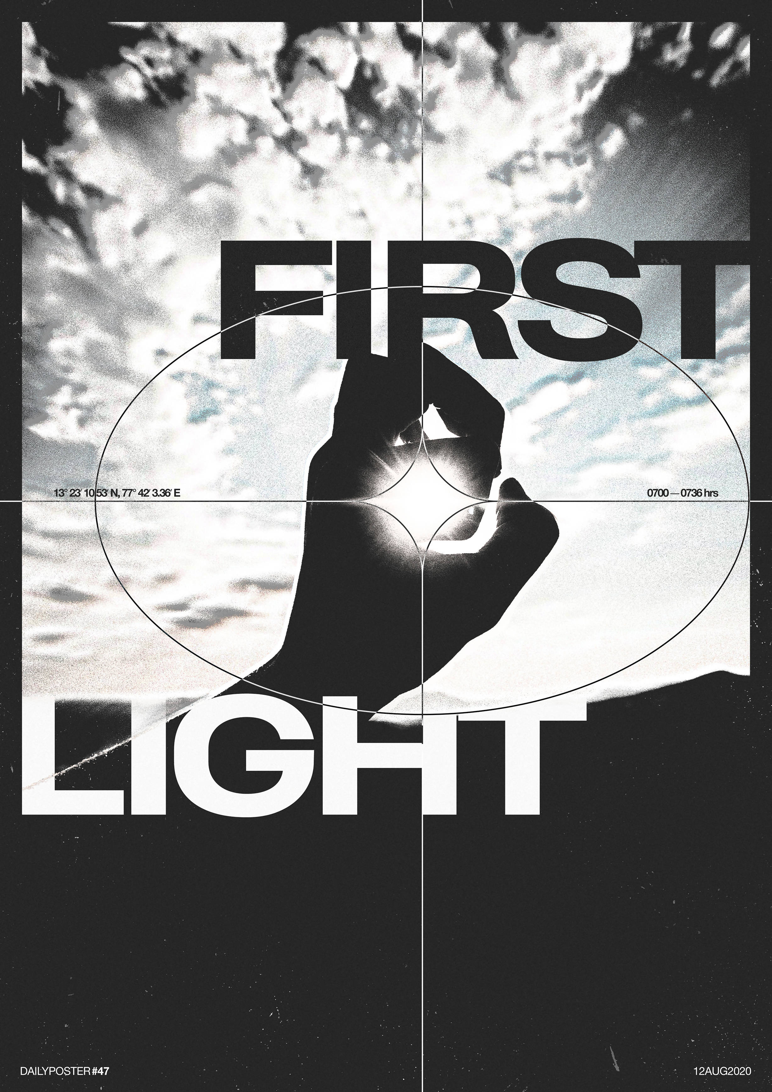 """First Light"" A3 Poster - SHIFT_POSTERS"