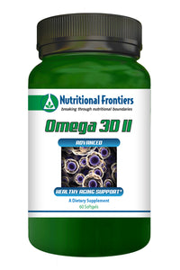 Omega 3D II - 60 Softgels