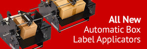 Automatically Label Your Boxes and Other Flat Items Quickly, Uniformly, and Professionally!