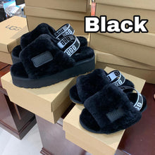 Load image into Gallery viewer, UGG High Slides (Big Kids) - (PREORDER)