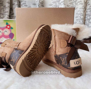 UGG LV Boots (TODDLER) (PREORDER)