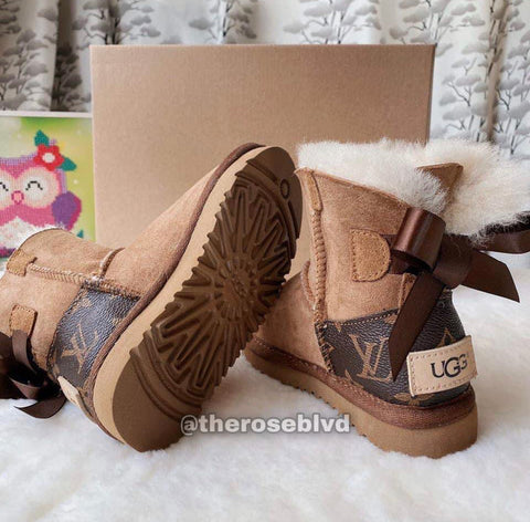 UGG LV Boots (ADULTS) (PREORDER)