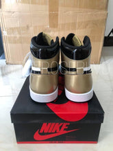 Load image into Gallery viewer, Air Jordan 1 Top 3 Black Gold (Men) (PREORDER)