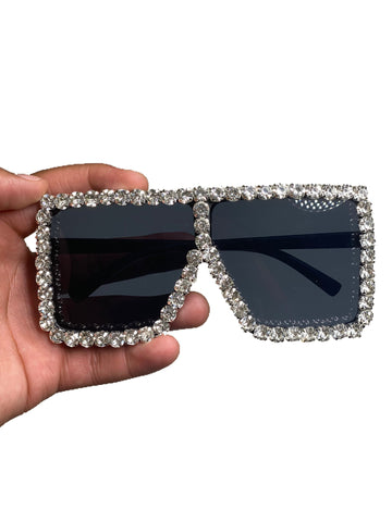 Diamond Sunglasses - Beauty Exo
