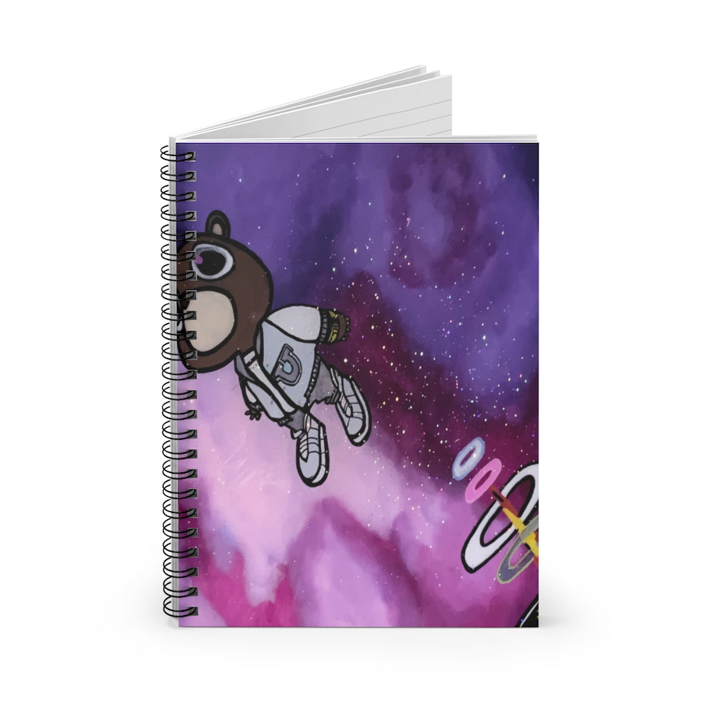 """Graduation"" Spiral Notebook - Ruled Line"