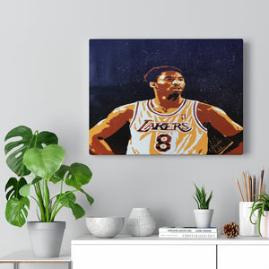 Kobe Canvas Gallery Wraps