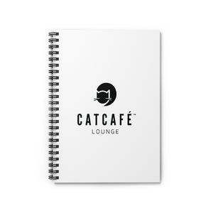CatCafe Lounge Notebook
