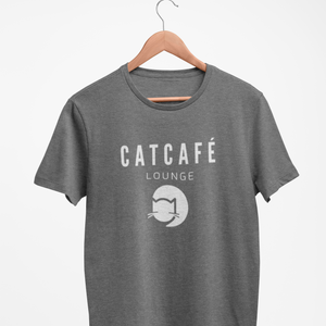 CATCAFE LOUNGE BRANDED TEE | WOMENS