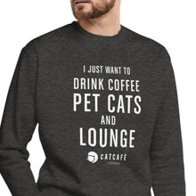Load image into Gallery viewer, Lounge Unisex Fleece Pullover