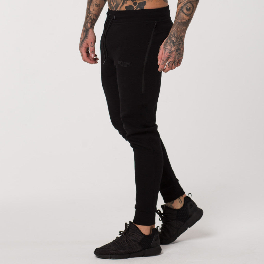 Black Shadow Joggers