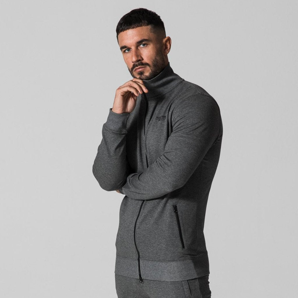 Charcoal Track Jacket