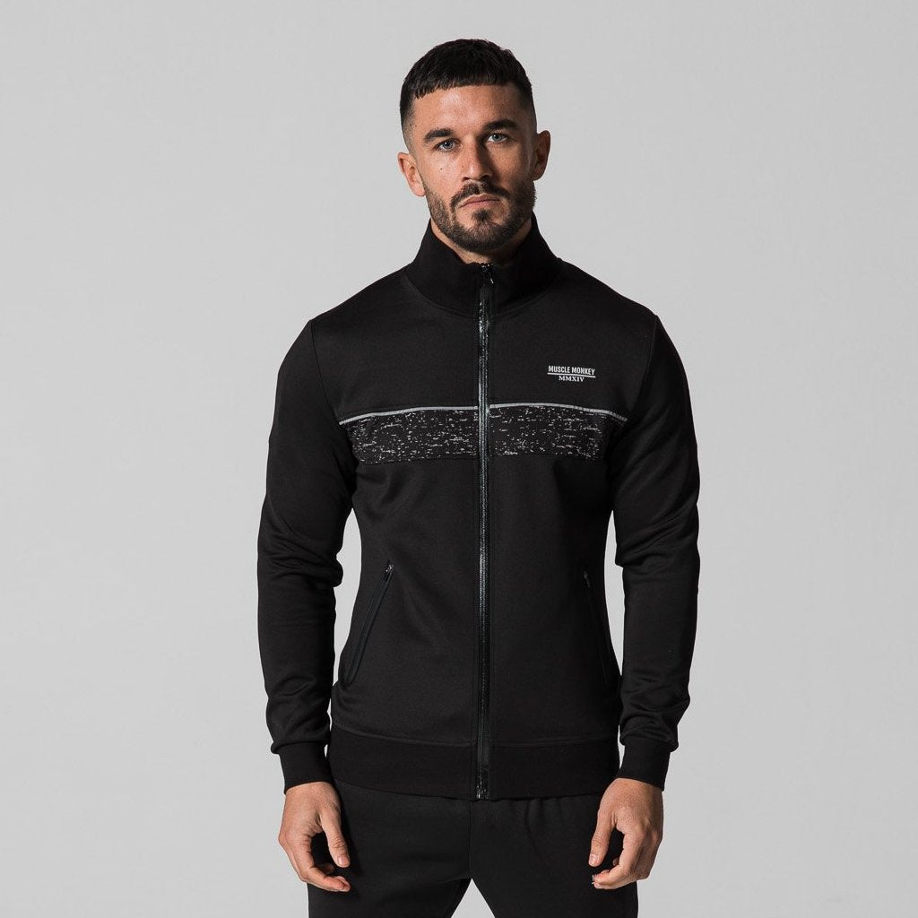 Luceo Reflective Track Jacket