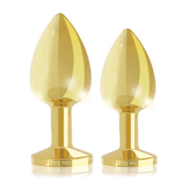 Booty Plug Luxury Set Gold