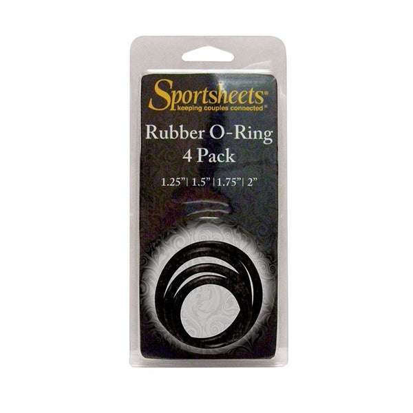 O Rings Set 4 Assorted Sizes