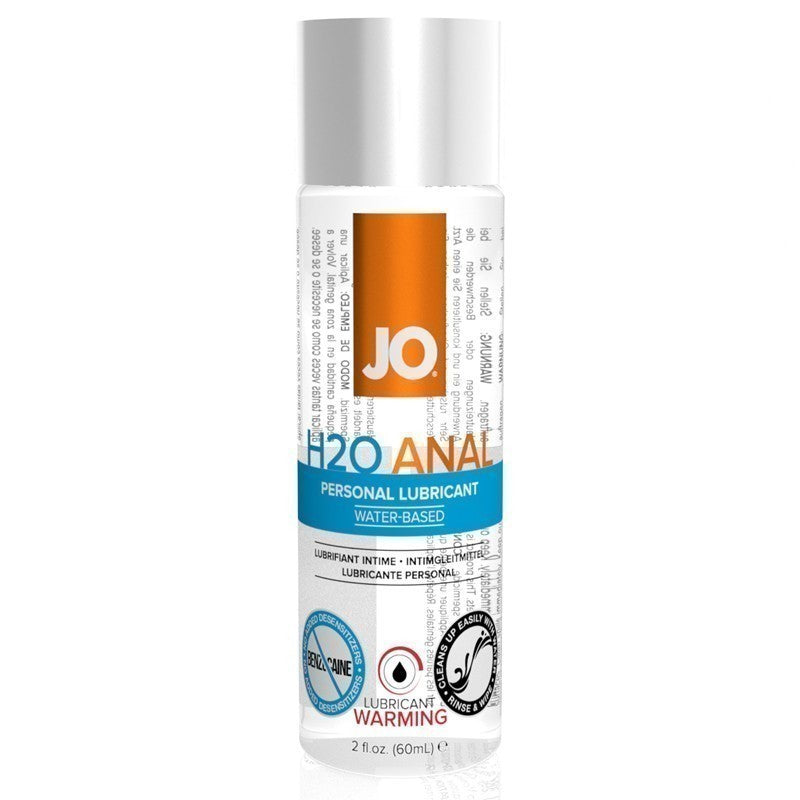 Anal H2O Warming - 60 ml