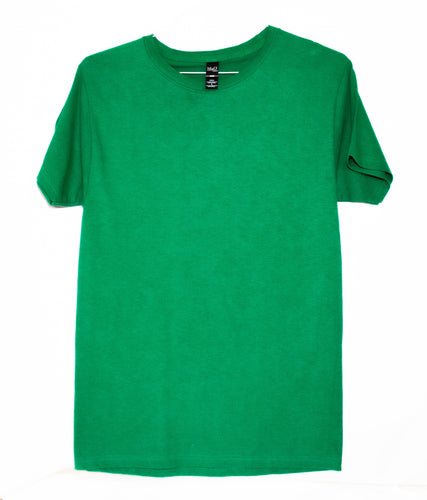 GILDAN ADULT T SHIRT - LIME
