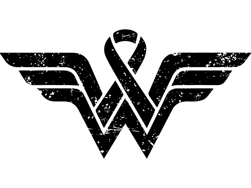 Wonder Woman Breast Cancer