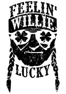 Feelin' willie lucky