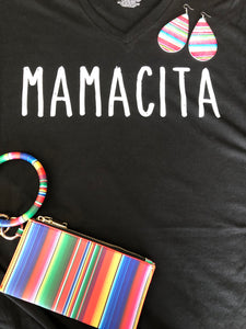 OMG T of the Week -MAMACITA V-Neck