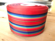 "Load image into Gallery viewer, 3"" Serape Ribbon"