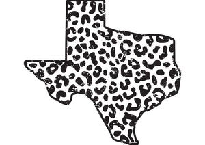 Cheetah Texas (BLACK)