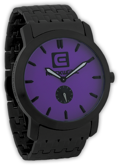 Cartel - Black/Purple