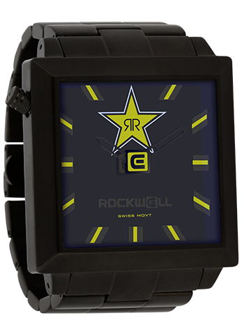 Rockstar Energy 50mm2 - Black